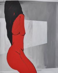 Czerwona dama, 2016