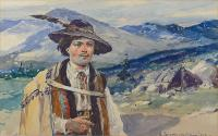 Portret górala, 1917 r.