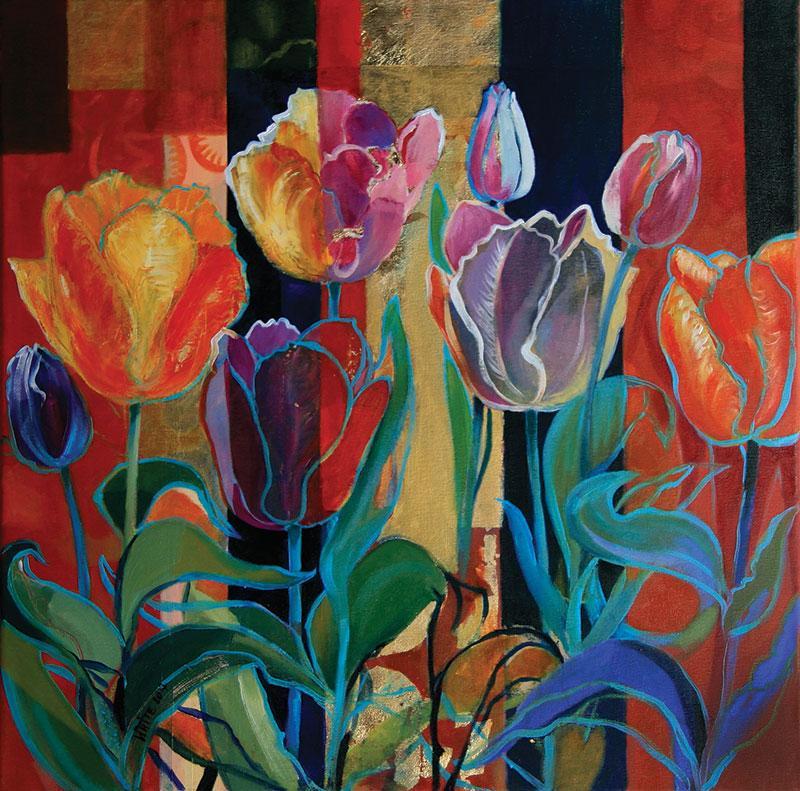 Tulipany, 2017
