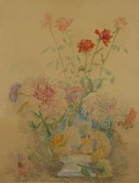 Kwiaty, 1970 r.