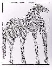 Biały koń, 1959