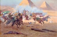 Bitwa pod piramidami, 1928 r.