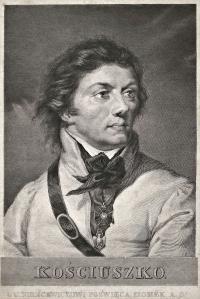Portret Kościuszki