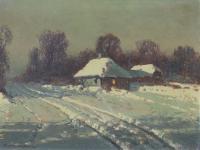 Nokturn zimowy