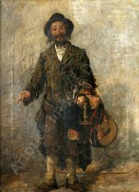 Portret handlującego Żyda