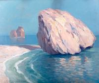Capri, 1921 r.