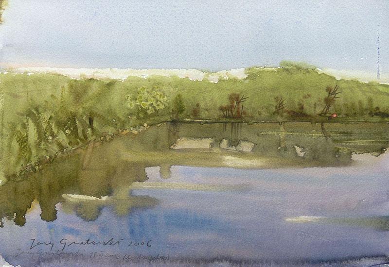 Nad wodą, 2006 r.