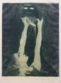 Walka ze smokiem lub Zabicie bestii, 1909 r.