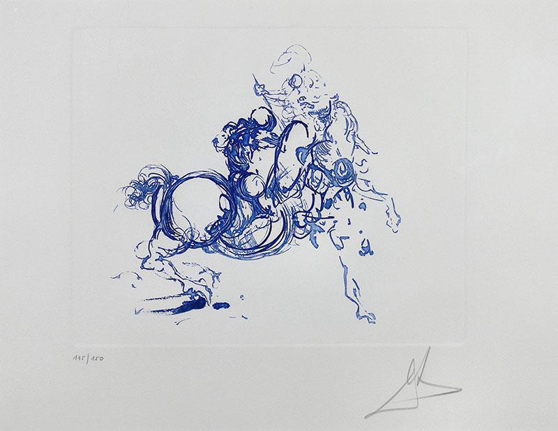 Jeździec (Jinete), 1979 r.