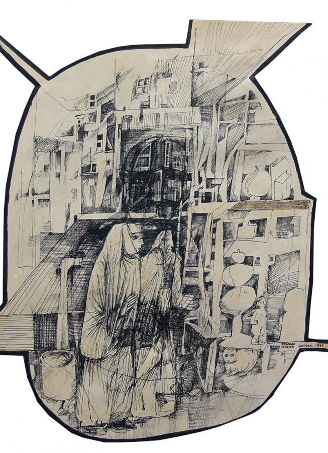 Bez tytułu, 1990 r.