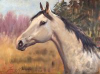 Głowa konia,1938r