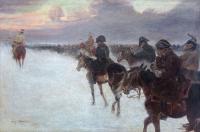 Odwrót Napoleona spod Moskwy, 1926 r.