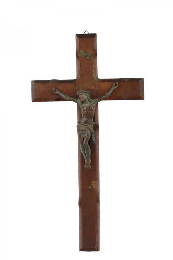 Krucyfiks, II poł. XIX w.