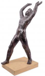 Gimnastyk, lata 50-te XX wieku / 2016
