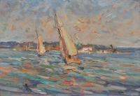 W zatoce, 1958 r.