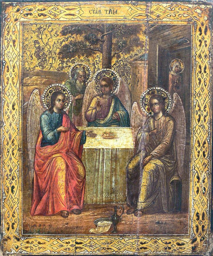 Ikona Trójcy Świętej