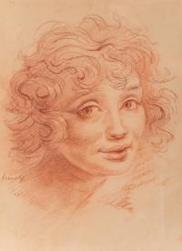 Portret Charlotty Bologny