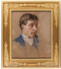 Portret brata Władysława, 1882 r.