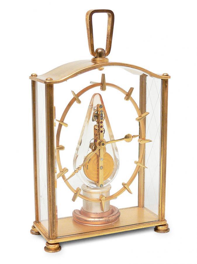 Zegar karetowy