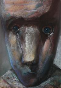 Płaczący klaun