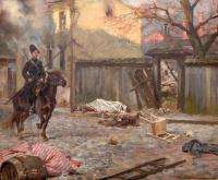 Ranek po pogromie, 1907 r.