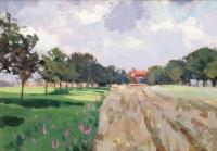 Krajobraz wiejski