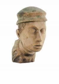 Głowa wawelska, XVI w. (?)