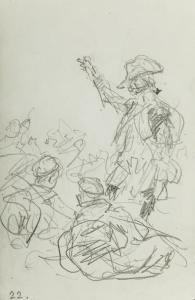 Dowódca i żołnierze