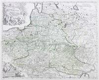 La Pologne, divisee en Royaume de Pologne...
