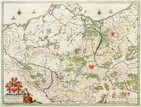 Brandenburgum Marchionatus, cum Ducatibus Pomeraniae...