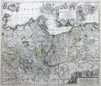 Marchionatus Brandenburgensis Ducatus Pomeraniae et Ducatus Mecklenburgicus