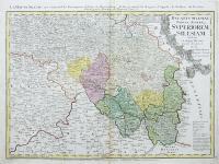 La Haute Silesie, qui comprend les Principautés de Neise, de Munsterberg…