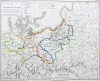Carte du Théâtre de la guerre et marches des Armées Francaises…