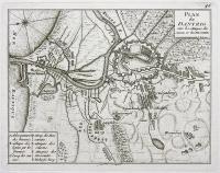 Plan de Dantzig avec les Attaques des Saxons et des Moscovites