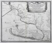 Tabula Geographica exhibens districtum...