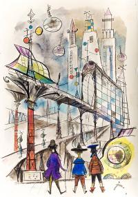 Patentonia (Podróże Pana Kleksa), ok. 1968