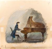 Chopin, ok. 1955