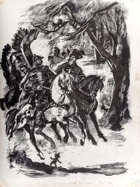 Na Upsalskiej drodze, ok. 1958