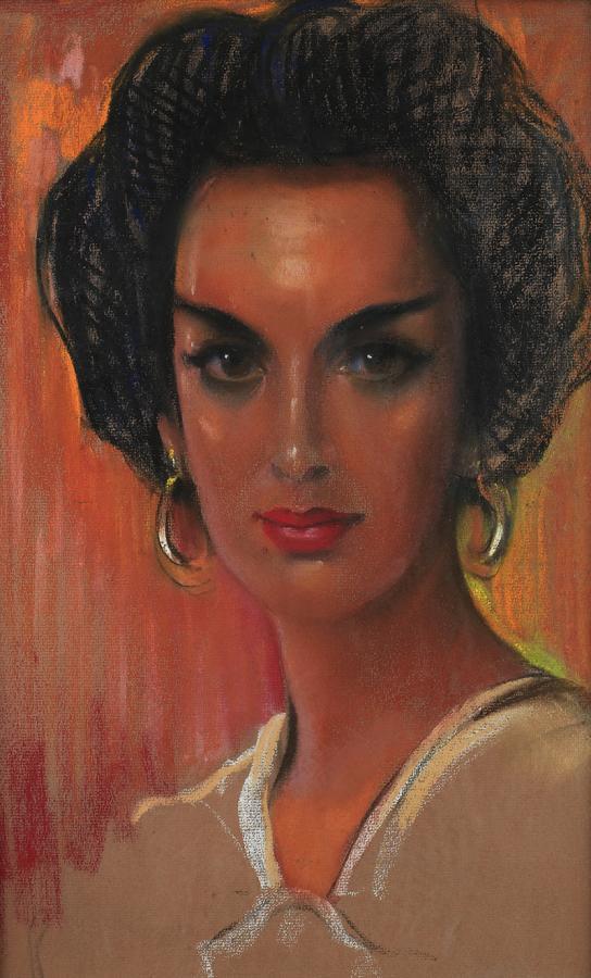 Portret córki Bożeny