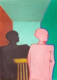 Sprawca cienia, 1979