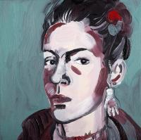 Autoportret jako Frida, 2012