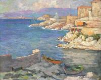 Pejzaż śródziemnomorski