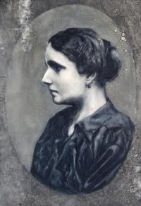 Portret nagrobny IV, 2009