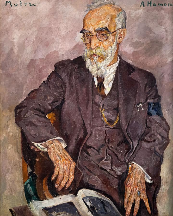 Portret A. Hamona