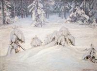 Bajka zimowa, 1905 r.