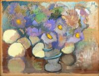 Kwiaty, 1921 r.