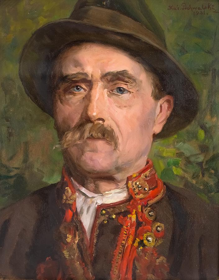Gospodarz z Bronowic, 1931 r.