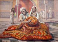 Sprzedawcy dywanów