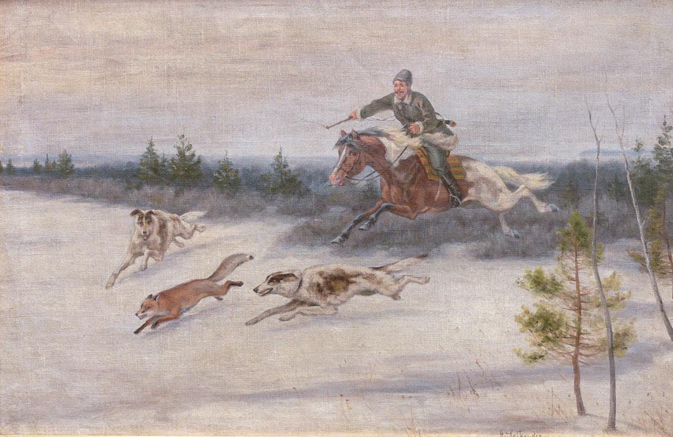 Pogoń za lisem