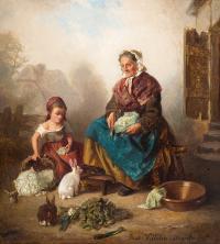 Babunia, 1867 r.